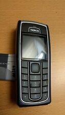 Nokia  6230 - Schwarz (Vodafone) Handy
