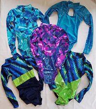 Tap Justaucorps 7-16 ans Gymnastique Dance wear Lyrique Dentelle Filles Ballet UK Rapide
