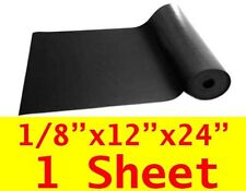 Industrial Rubber Sheets 1 8 In Sheet Thickness For Sale In Stock Ebay