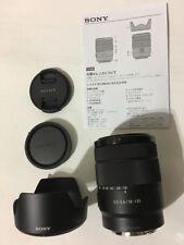 Sony E 3.5-5.6/ 18-135 OSS Lens (SEL18135)