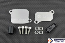 AIS Valve Removal kit with Block Off plates Triumph Street Triple 675 /R 08-12