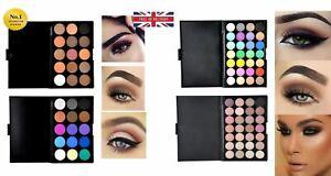Eyeshadow Shimmer Highlighter Smokey Eye or Contour Make up Palette