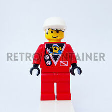 LEGO Minifigures - 1x div020 - Diver - Divers Vintage Omino Minifig Set 1782