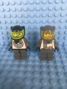 Lego Space spaceman Spacemen X2 Classic