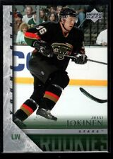 JUSSI JOKINEN #459 YOUNG GUNS ROOKIE CARD RC SP 05-06 2005-06 UPPER DECK 2 UD