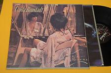 LINDA RONSTADT LP SIMPLE DREAMS ORIG ITALIE 1977 NM ! JAMAIS JOUÉ ! GATEFOPLD