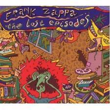 FRANK ZAPPA / THE LOST EPISODES * NEW & SEALED CD * NEU *