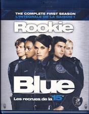 ROOKIE BLUE - THE COMPLETE SEASON 1 (BLU-RAY) (BOXSET) (BLU-RAY)