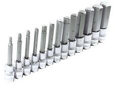 "Inbus Steckschlüssel Set 1/2"" Stecknuss 5 - 24 mm Innensechskant 6-Kant Nusssatz"