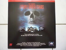 The People Under The Stairs (Horror Wes Craven Everett McGill US Laserdisc 1992)