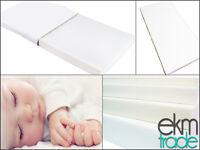 Kinderbettmatratze 60 x120 SCHAUM Matratze Kinderbett Babymatratze baby ekmTRADE