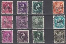 Briefmarken aus Belgien als Satz