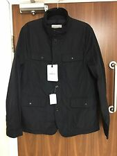 MONCLER Santiago Field Navy Soft Shell Jacket Size 3/Medium