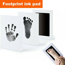 Baby Handprint And Footprint Ink Pads Paw Print Ink Kits For Baby And Pets