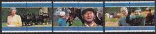SAMOA:1997 Golden Wedding set+ miniature sheet SG 1007-12+MS1013 unm.mint