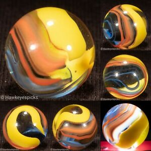 EPIC Vacor FIESTA Swirl Marble 5/8 Mint hawkeyespicks sg