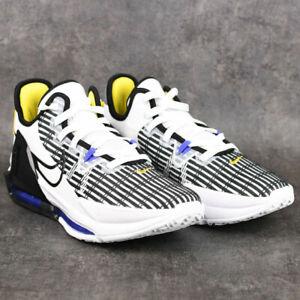 Nike LeBron Witness VI 6 CZ4052-100 Basketball Shoes Sneakers