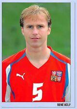 BF38427 rene bolf auxere  joueur de football football player czech republic