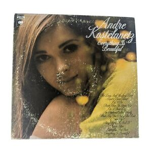 Andre Kostelanetz Everything Is Beautiful LP Vinyl Record Winding Road Clear Day