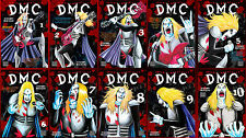 Detroit Metal City Series Collection Set 1-10 English Manga Kiminori Wakasugi
