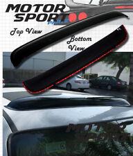 JDM Outside Mount 2MM Visors 5pcs & Sunroof Chevy V1500 V2500 Suburban 87-91