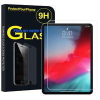 Vitre De Protection Transparent Écran Film Verre Trempe Model Apple iPad