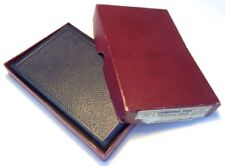 Vintage Cambridge Bible, Morocco Leather, Crystal 32mo Text, India Paper, VGC