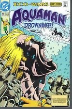Aquaman 10     DC 1992