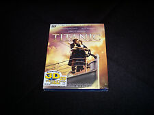 Titanic (Slipcase) Japan 3D + 2D 3-Disc Blu-Ray [Sealed + Mint]