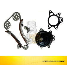 Timing Chain Kit & Water Pump For Toyota Celica Corolla 1.8L 1ZZFE