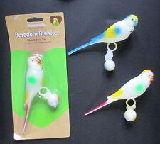 3 Bird toys.