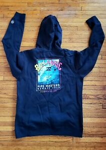 RARE LIMITED EDITION BILLABONG ANDY IRONS  PIPE MASTERS HOODIE SWEATSHIRT XL NEW