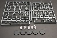 Warhammer 40k Chaos Space Marine Renegade Militia / Cultists (5)  *New on Sprue*