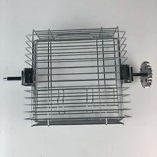 Baby George Foreman Rotisserie GR59A Adjustable Flat Basket Part Only HG32