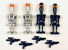 LEGO Star Wars Assassin Droid Elite lot of 5 minifigures 8128 IG-88 IG88 minifig
