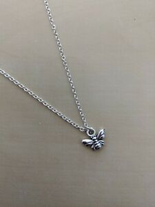 Bee Necklace Save the Bees Manchester tribute Animal Gift FREE POSTAGE