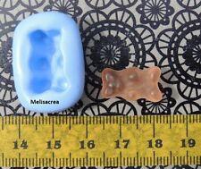 Moule Bonbon mini ourson 1cm x 1,5cm - o , pâte fimo, porcelaine, plâtre, résine