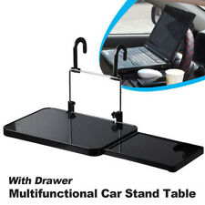 Car Vehicle Seat Foldable Laptop Mount Tray Table Laptop Desk Holder Portable
