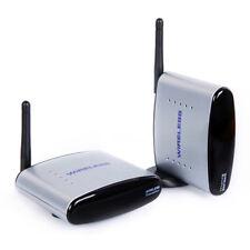 A06 2.4G Wireless AV Transmitter Empfänger Funkübertragung Sender Infrarot