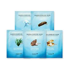 Skinfood Marine Food Gel Mask, pearl Variety 5Pack