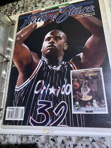 8 Vintage Beckett Basketball Price Guide Magazines Sports SHAQ BARKLEY MINT RARE