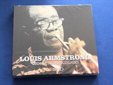 Louis Armstrong - Satchmo - Columbia Jazz Classic - 3CD SIGILLATO