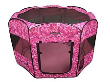 Portable Doggie, Puppy, Cat, Kitten Play Pen