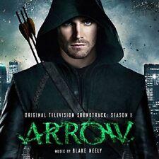 Est-Original Soundtrack tv-Arrow-season 1 2 CD NUOVO Neely, Blake