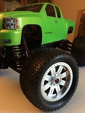 "Panther GATOR 3.2"" MT Tires (4) Fits Tmaxx EMAXX Savage Wheel Monster Truck"