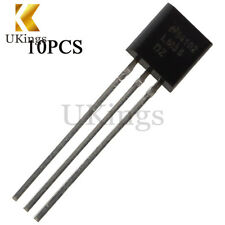 10PCS TO-92 LM35 LM35DZ NSC TEMPERATURE SENSOR IC Inductor