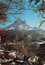 BR8668 Le Pic du Midi d Ossau vu du lac de Blouss Artigues  france