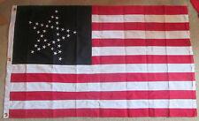 COTTON, Civil War Flag, 35 Star American Flag, Great Star pattern