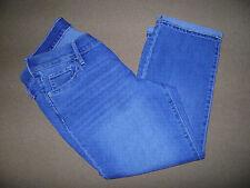 Old Navy The Flirt Straight Capri Jeans for Women