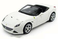 FERRARI CALIFORNIA T 1:24 Scale Metal Diecast Car Model Die Cast Models